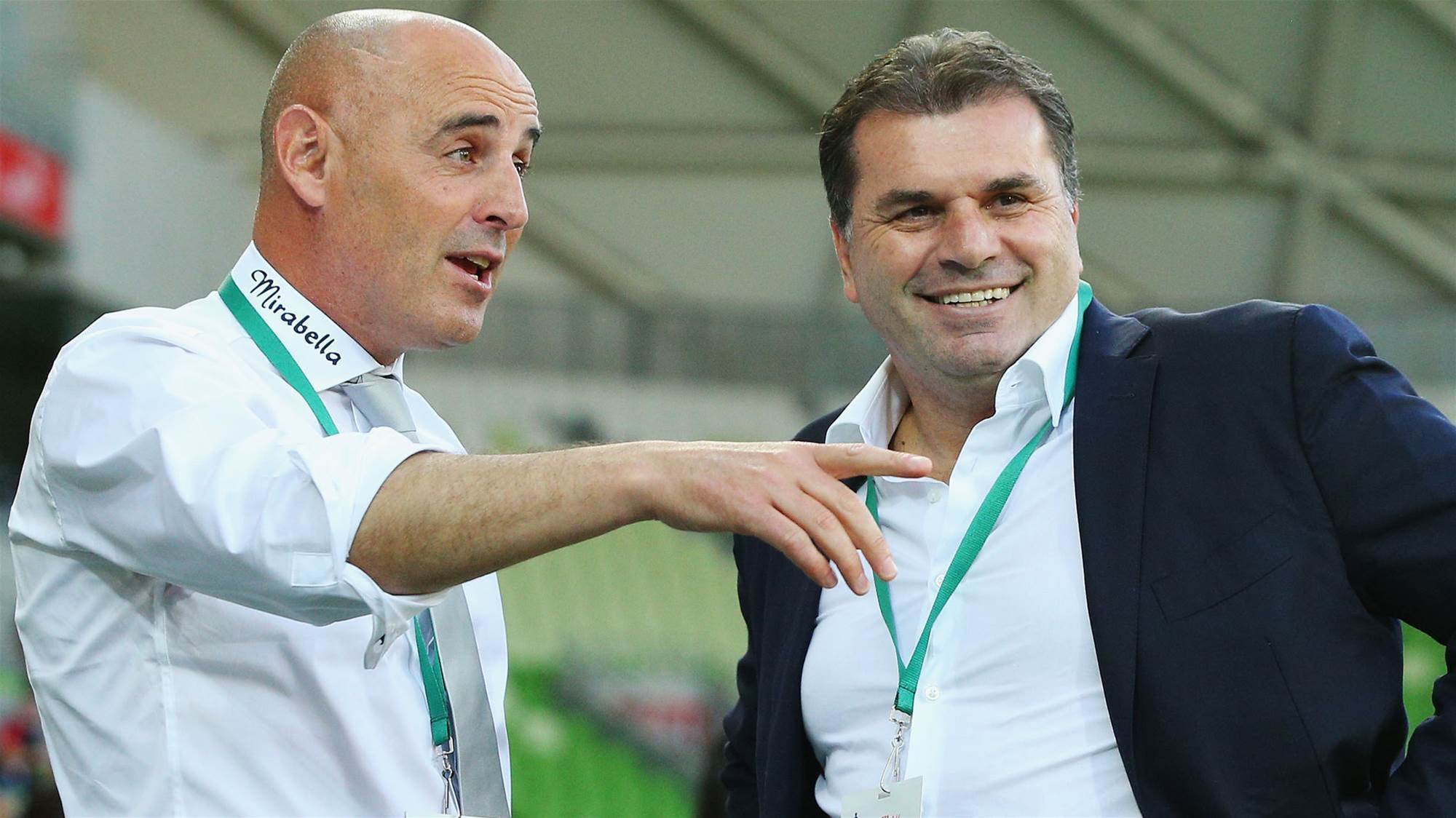 Muscat: Let's treat Roo talk with respect