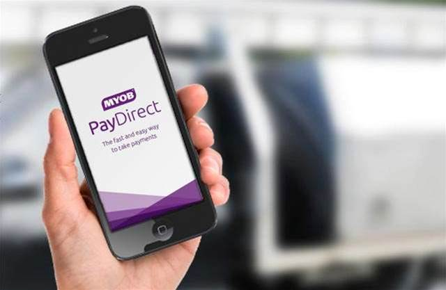 MYOB mobile payments getting closer