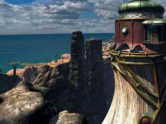 A Myst TV series deal has just been signed