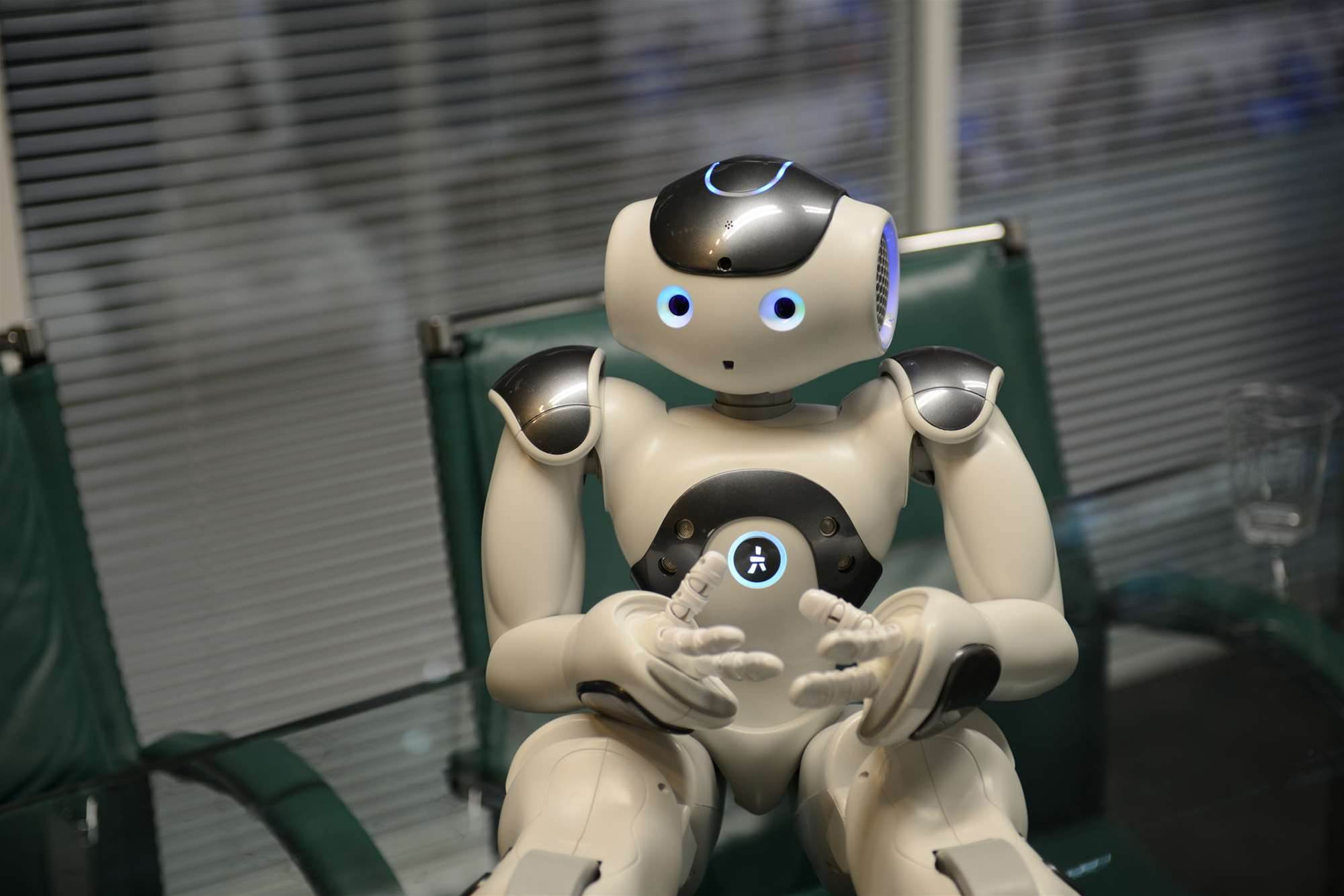 Polite Robots Show Glimmer of Self-Awareness