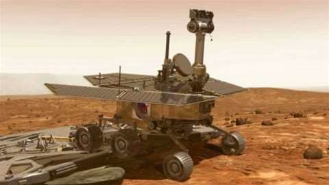 Nasa's Opportunity rover maps 11-years of Mars exploration in 8 minutes