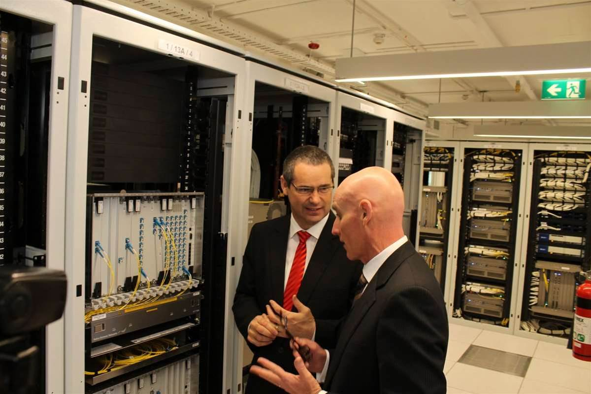 NBN Co opens network operations centre