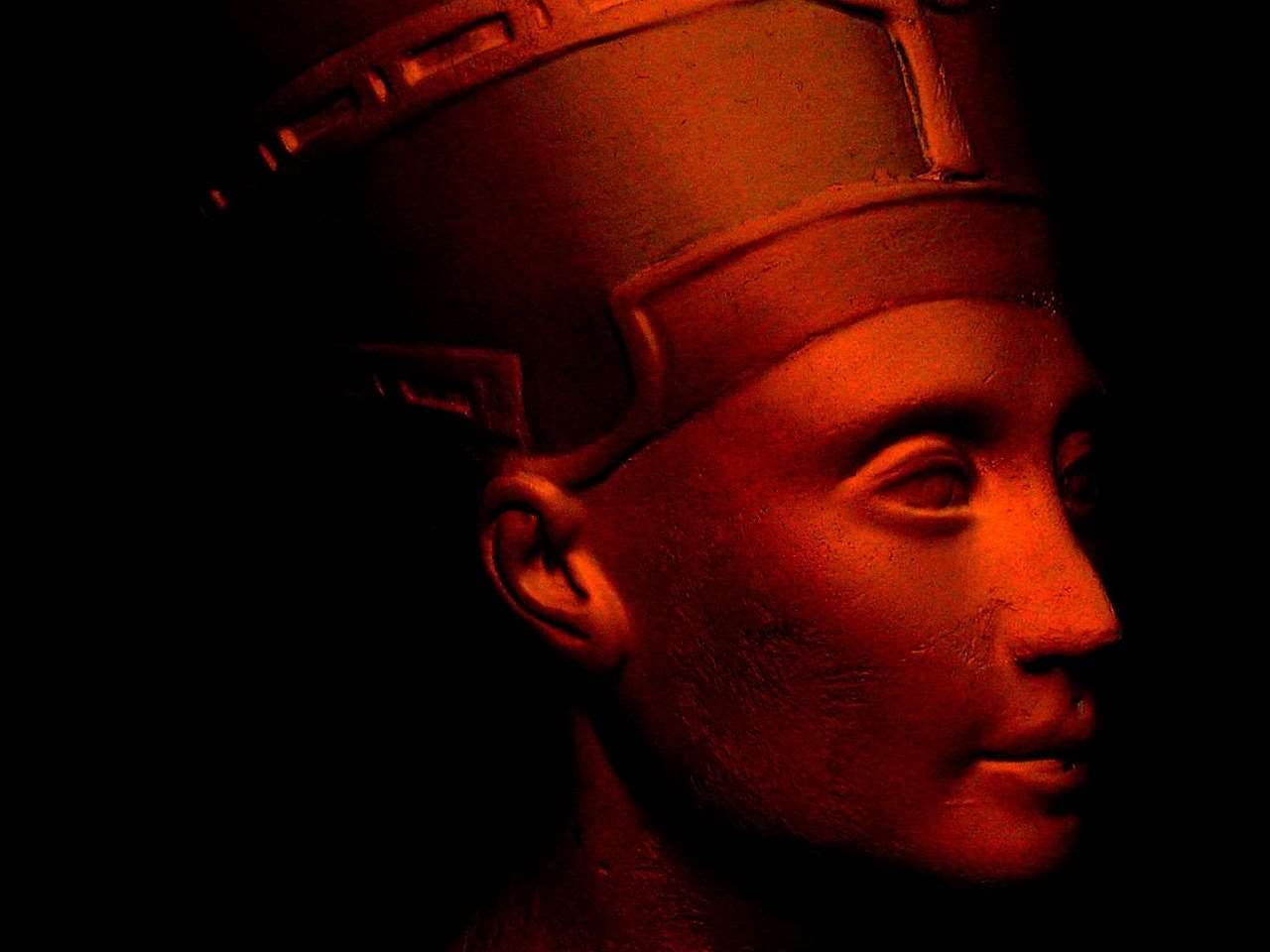 Artists Covertly 3D Scanned Nefertiti's Bust And Released It Online