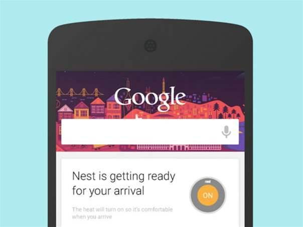 Control the Nest Learning Thermostat with Google voice commands
