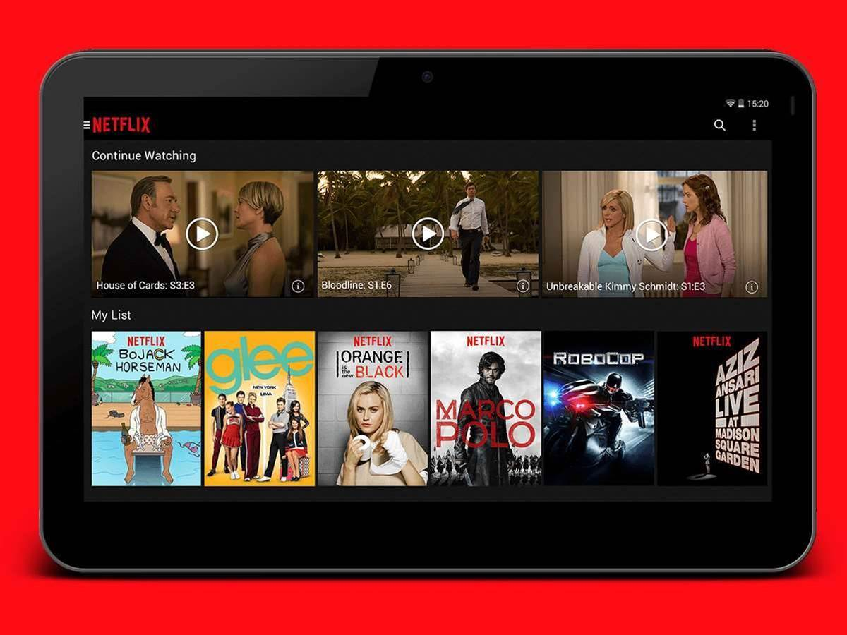 Netflix app now lets you binge watch without the bill shock