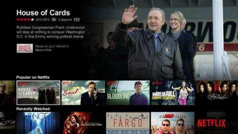 Netflix finally gets around to overhauling its website streaming interface