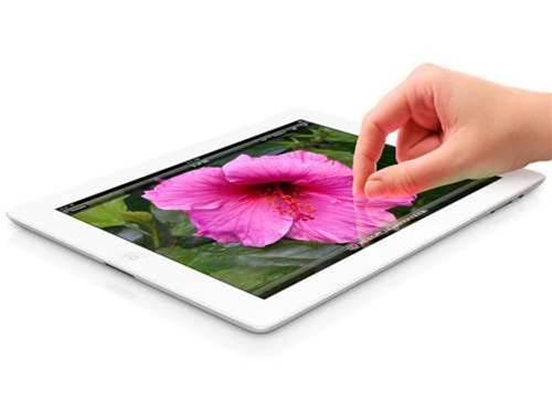 """Apple unveils """"The new iPad"""""""