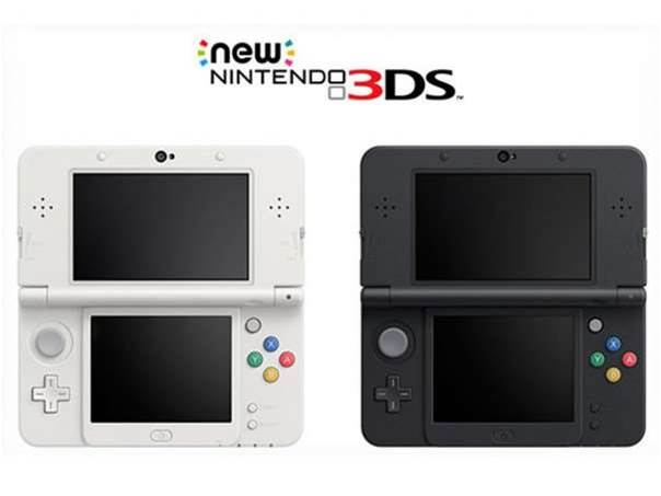 Nintendo shows off new 3DS and 3DS XL designs