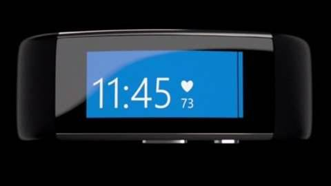 Say hello to the new Microsoft Band... a US$249 wearable perfect for GOLFERS!