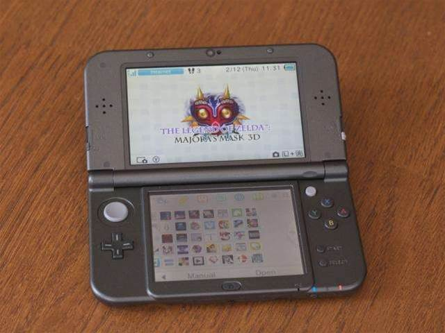 Review: New Nintendo 3DS XL