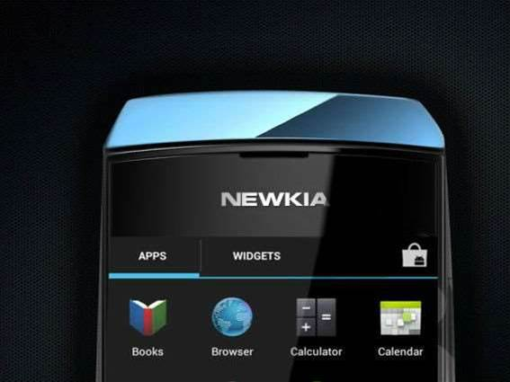 Nokia-inspired Newkia wants to sell you simpler smartphones