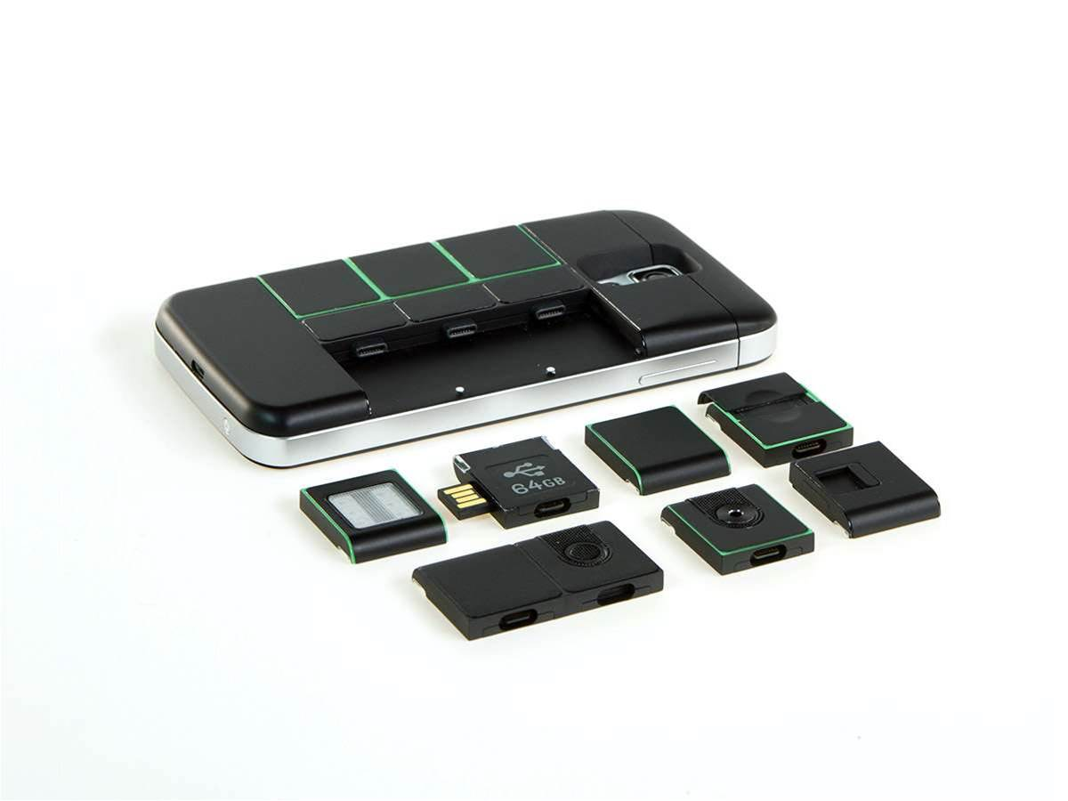 Modular case gives your phone Project Ara-like powers