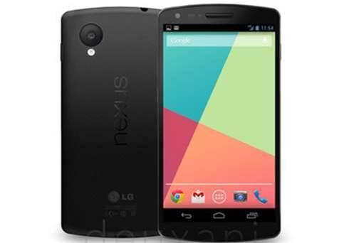 Google launches Android KitKat, Nexus 5 smartphone