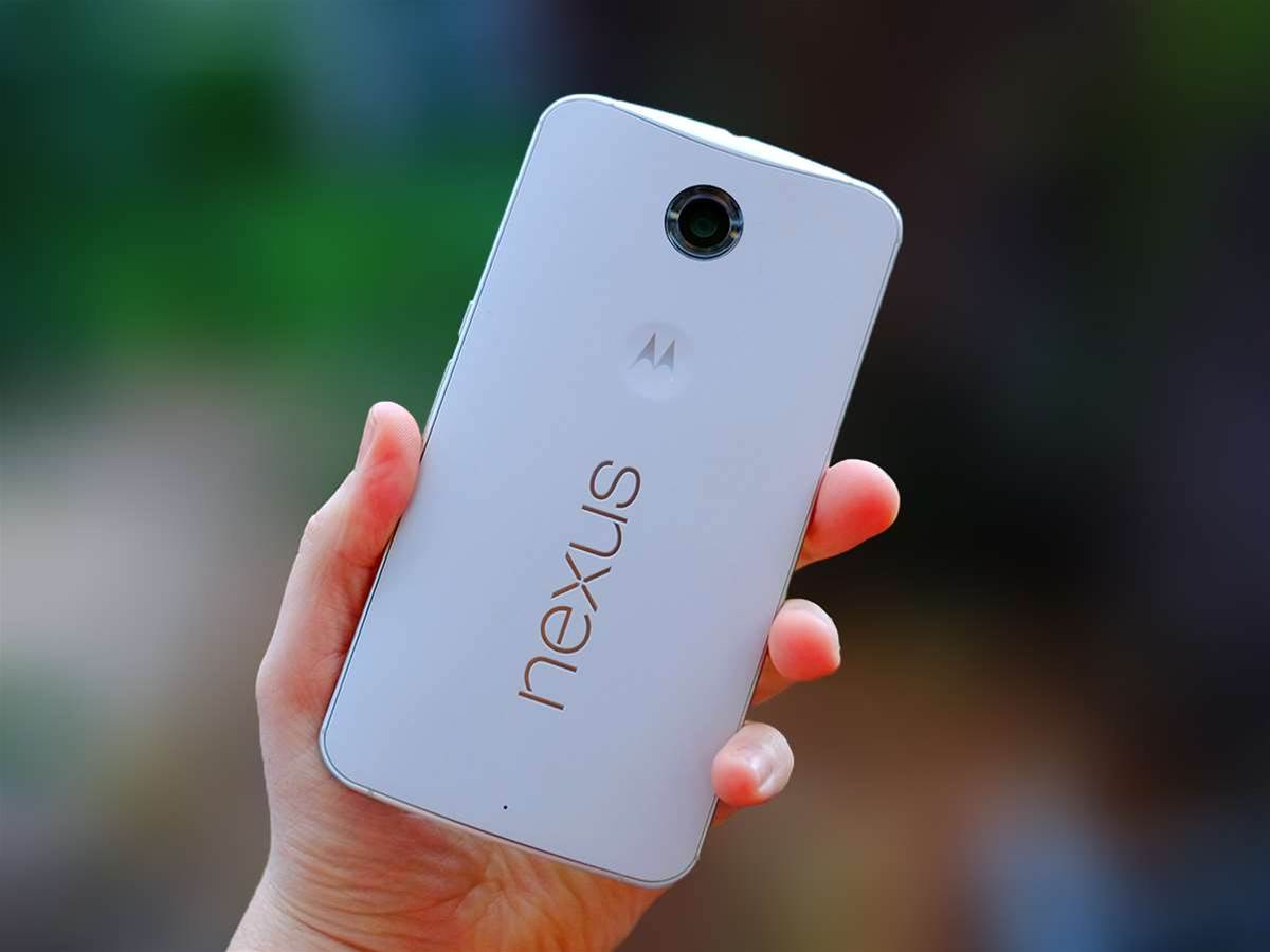 The dimple on the back of the Nexus 6 was going to be a fingerprint scanner