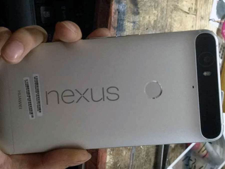 New Nexus 6 leak shows off rear camera bump