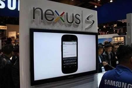 Vodafone gets first dibs on Google Nexus S