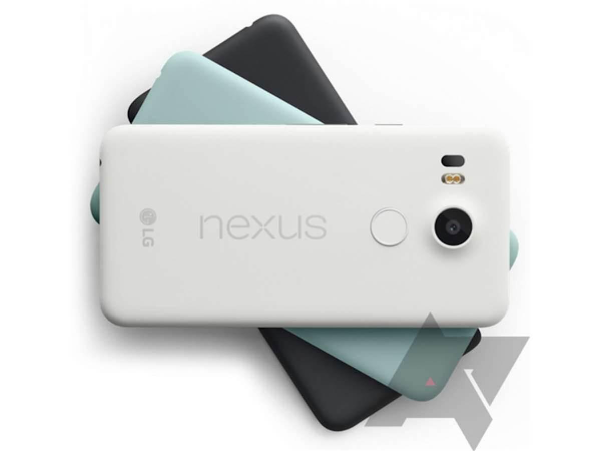 Nexus 5X renders arrive to spoil the surprise even further