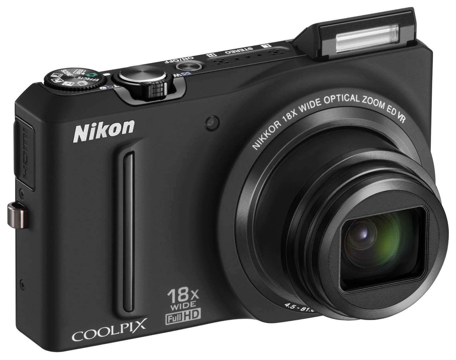 Nikon Coolpix S9100 review: king of the compacts?
