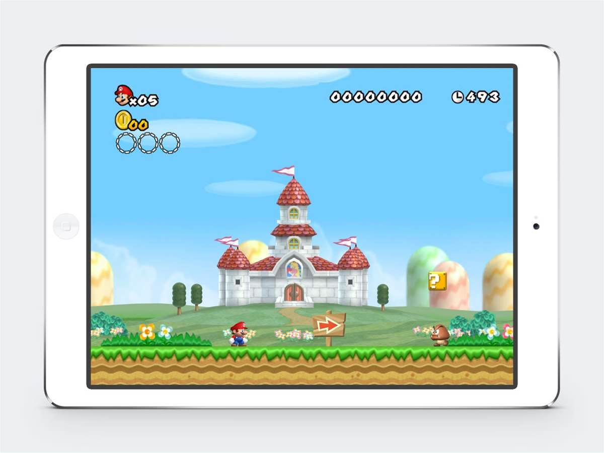 Nintendo will show off its first mobile game soon