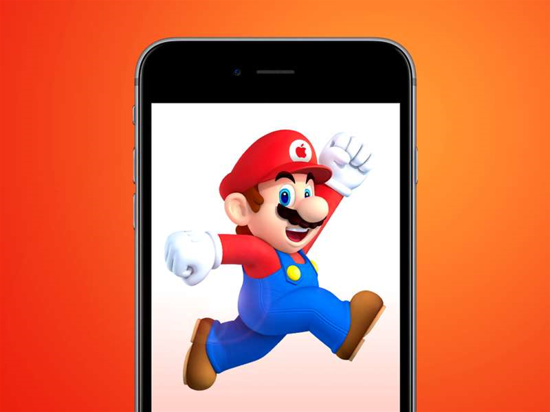 Mario is coming to iPhone with Nintendo's Super Mario Run