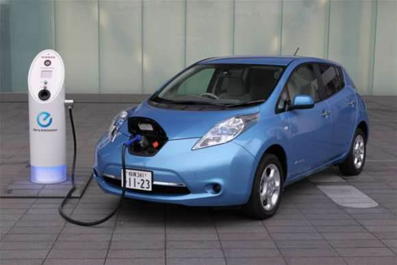 In Capitalist Japan, Electric Cars Power You