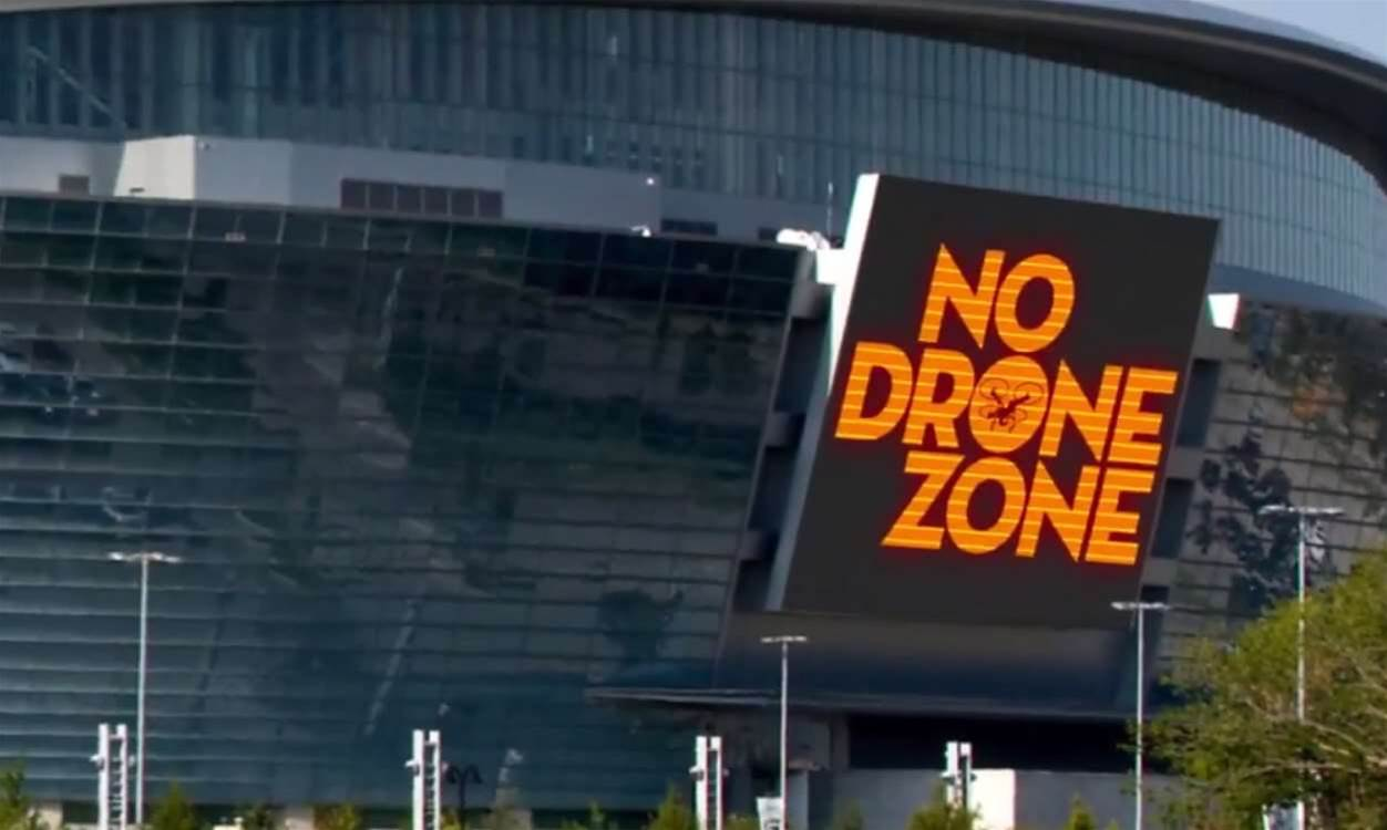 FAA Declares Super Bowl A 'No Drone Zone'
