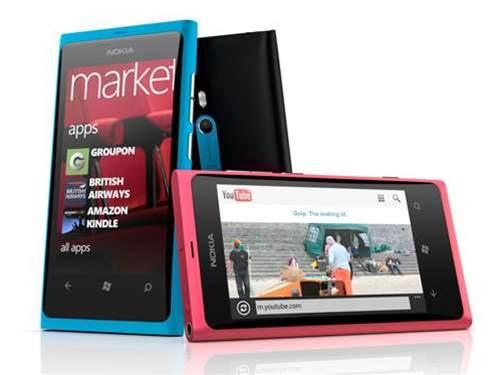 Nokia gains ground on Apple, Google