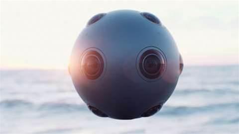 Nokia develops virtual reality camera for Hollywood