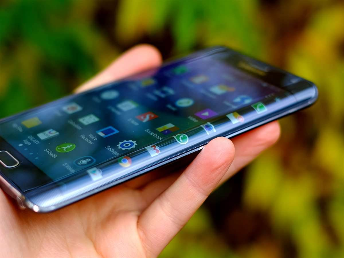 Samsung Galaxy S6 could have a screen that wraps around both sides