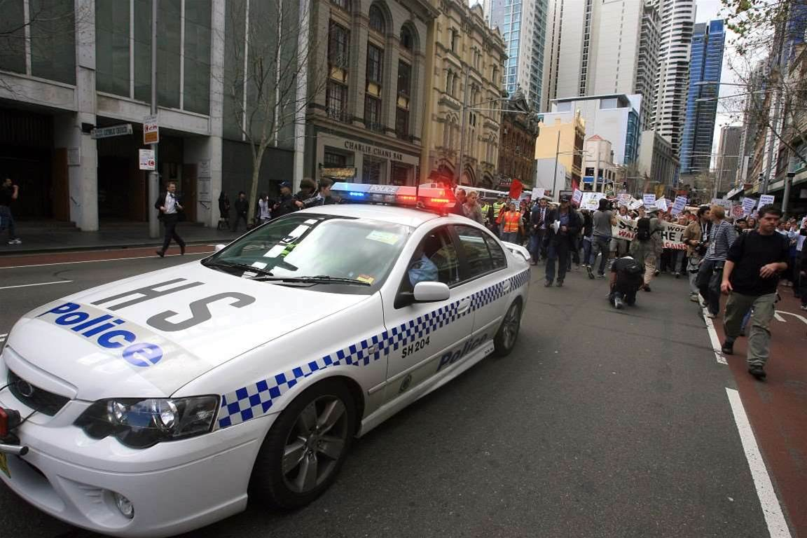 NSW Police shoots for BYOD
