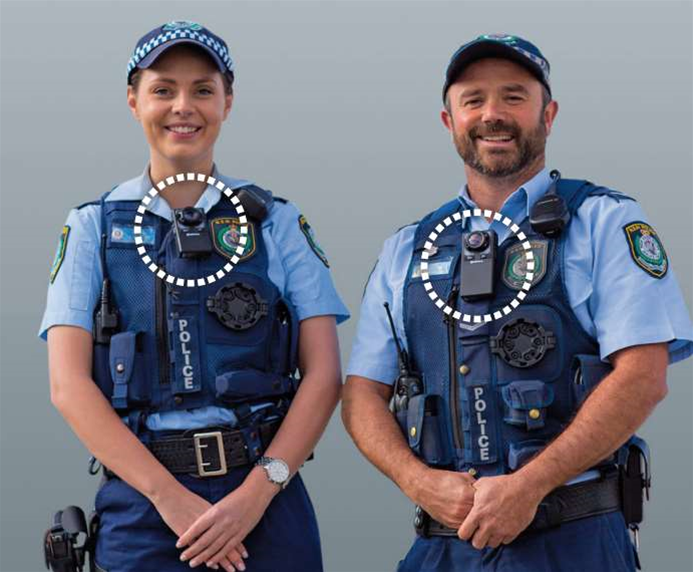 NSW Police starts rolling out body-worn cameras