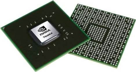 Nvidia flaunts Tegra 3's gaming capabilities