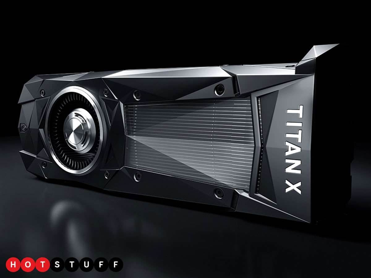 Nvidia's new Titan X is the most insane graphics card ever made