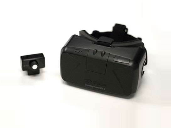 Oculus Rift 2.0 revealed with high-res display and full environment motion tracking