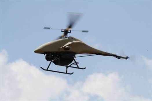 A US Sheriff's Department is Launching an Unmanned Helodrone that Could Carry Weapons