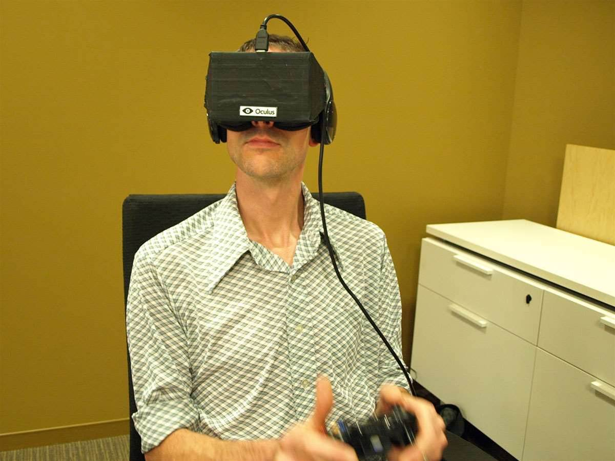 View your next house... with an Oculus Rift