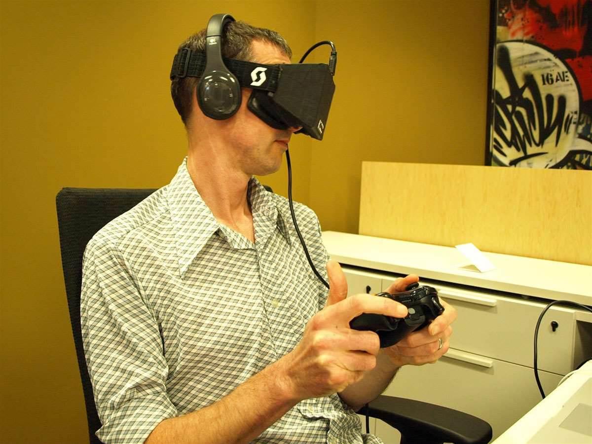 Facebook to buy Oculus VR for $2bn