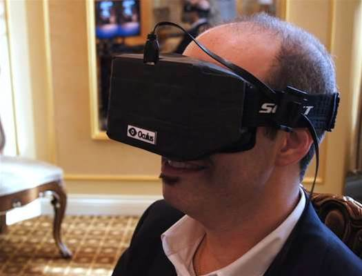 CES 2013: Oculus Rift's Virtual Reality Headset Is Freaking Amazing