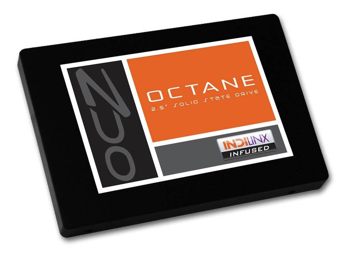OCZ's Octane 512GB - not as hot as you might think