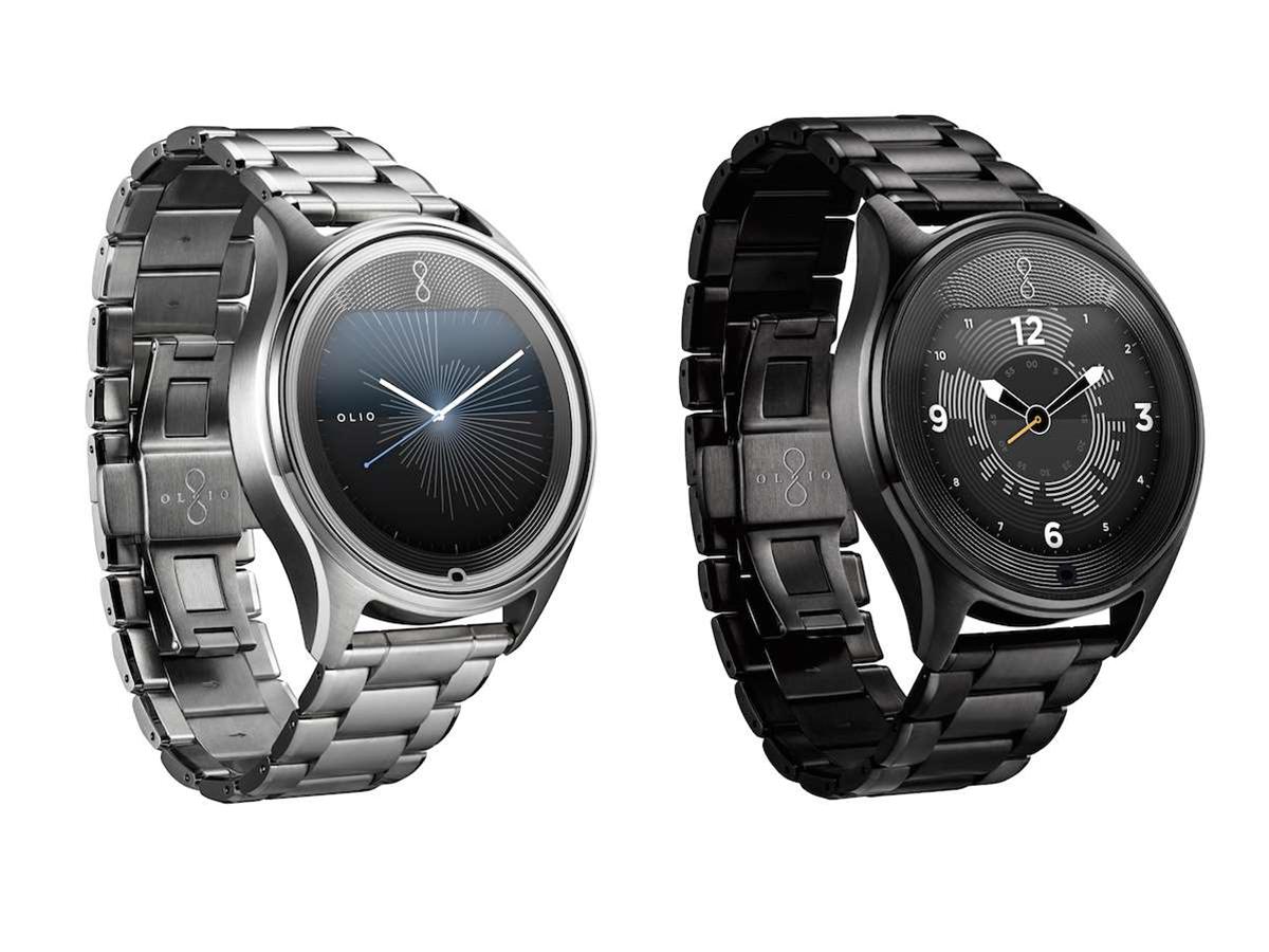 Olio's Model One smartwatchlooks super stylish