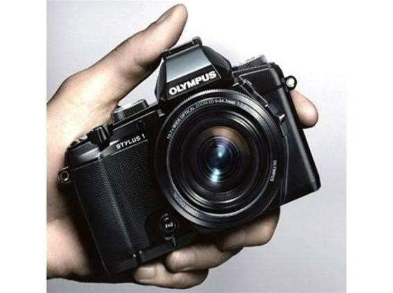 Olympus Stylus 1 superzoom compact announced