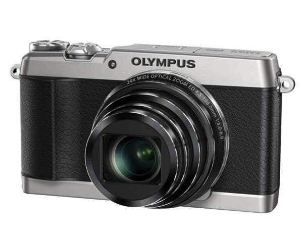 Olympus Stylus SH-1 introduces five-axis stabilisation to the compact