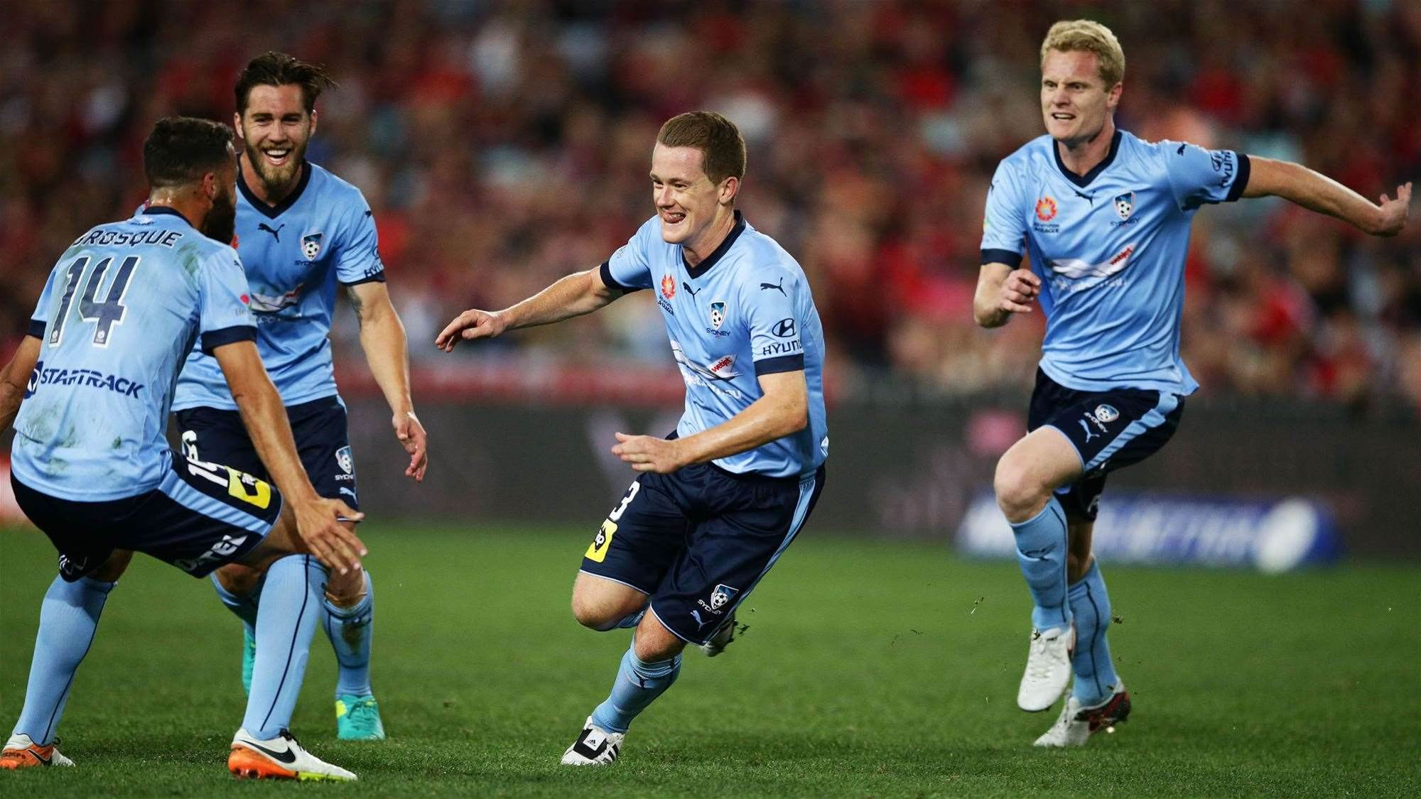 O'Neill: Brosque was going to take it
