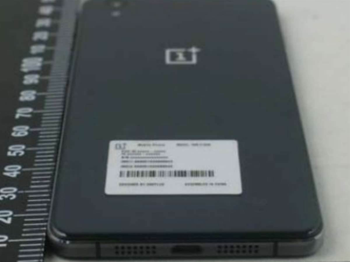 New OnePlus phone uncovered in FCC filing