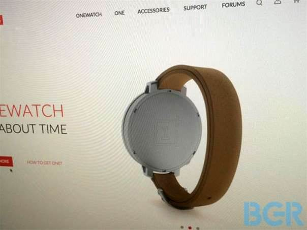 The OnePlus OneWatch is looking good