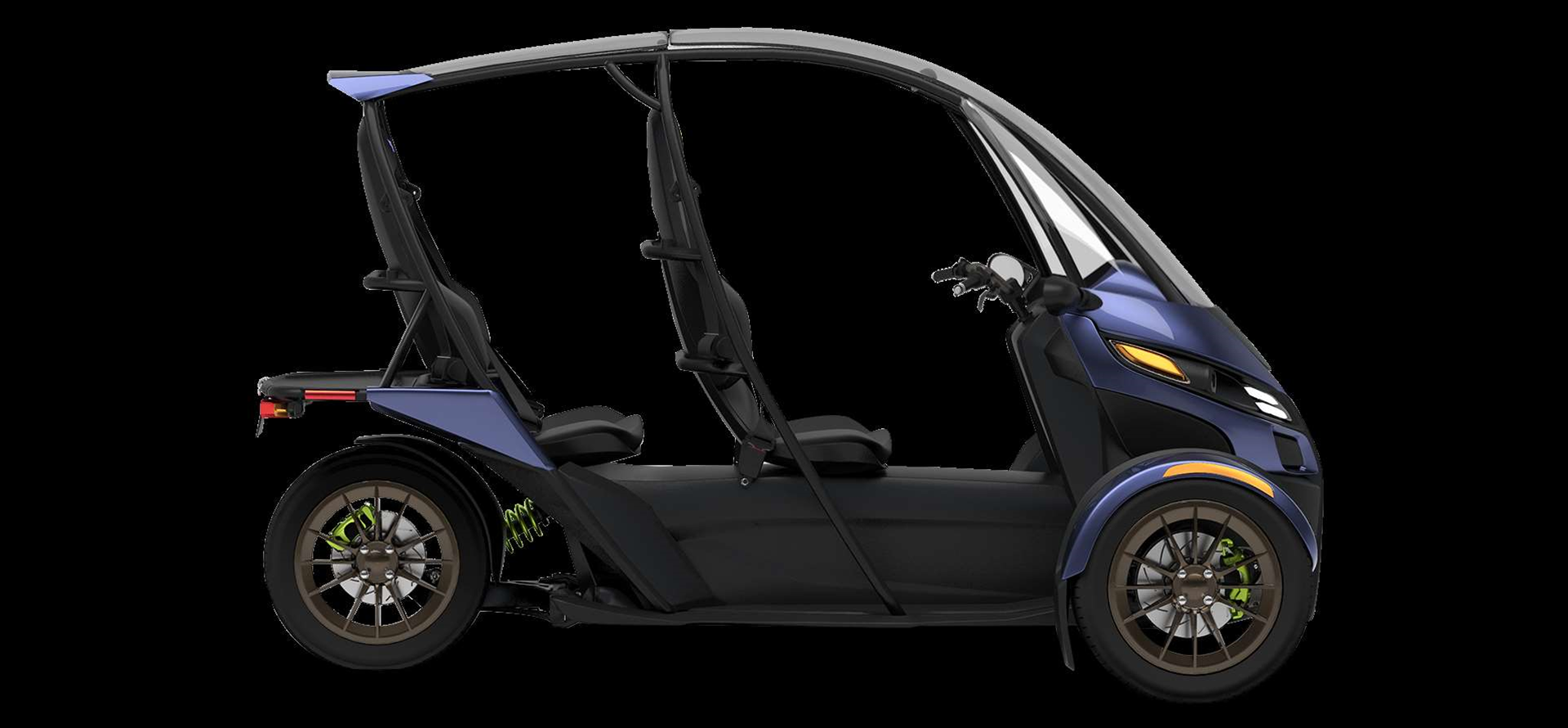 Arcimoto Electric Vehicle Moves Closer to Production