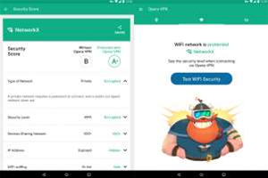 Opera VPN 1.0 launches for Android, adds network security check