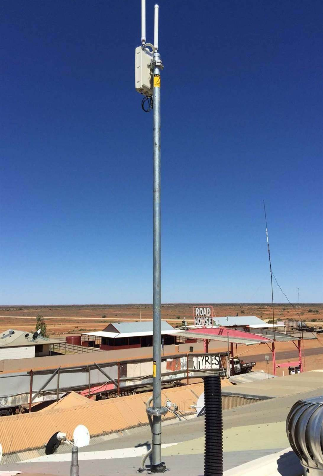 Optus launches 'small cells' for remote mobile coverage