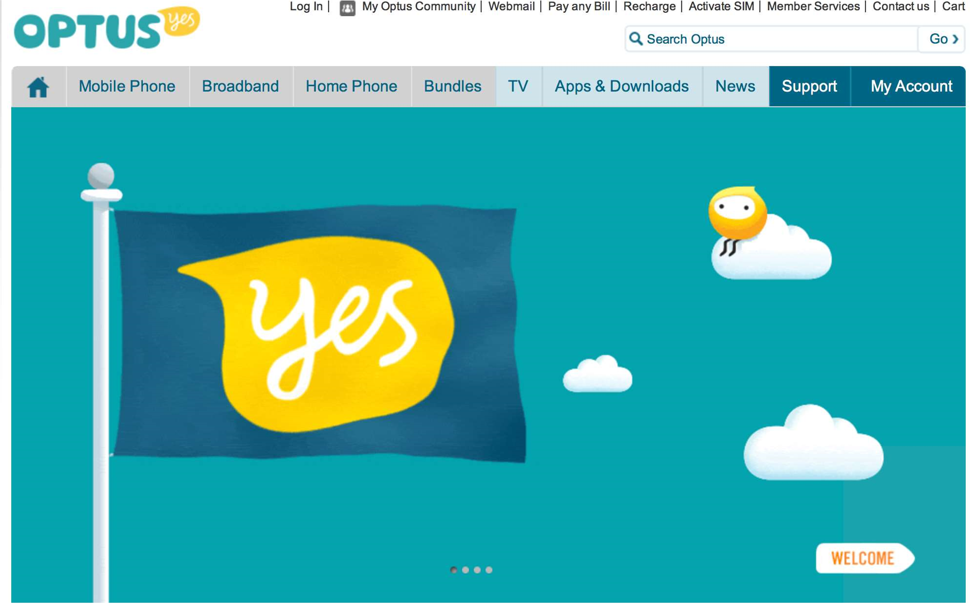 Optus overhauls its branding and mobile plans
