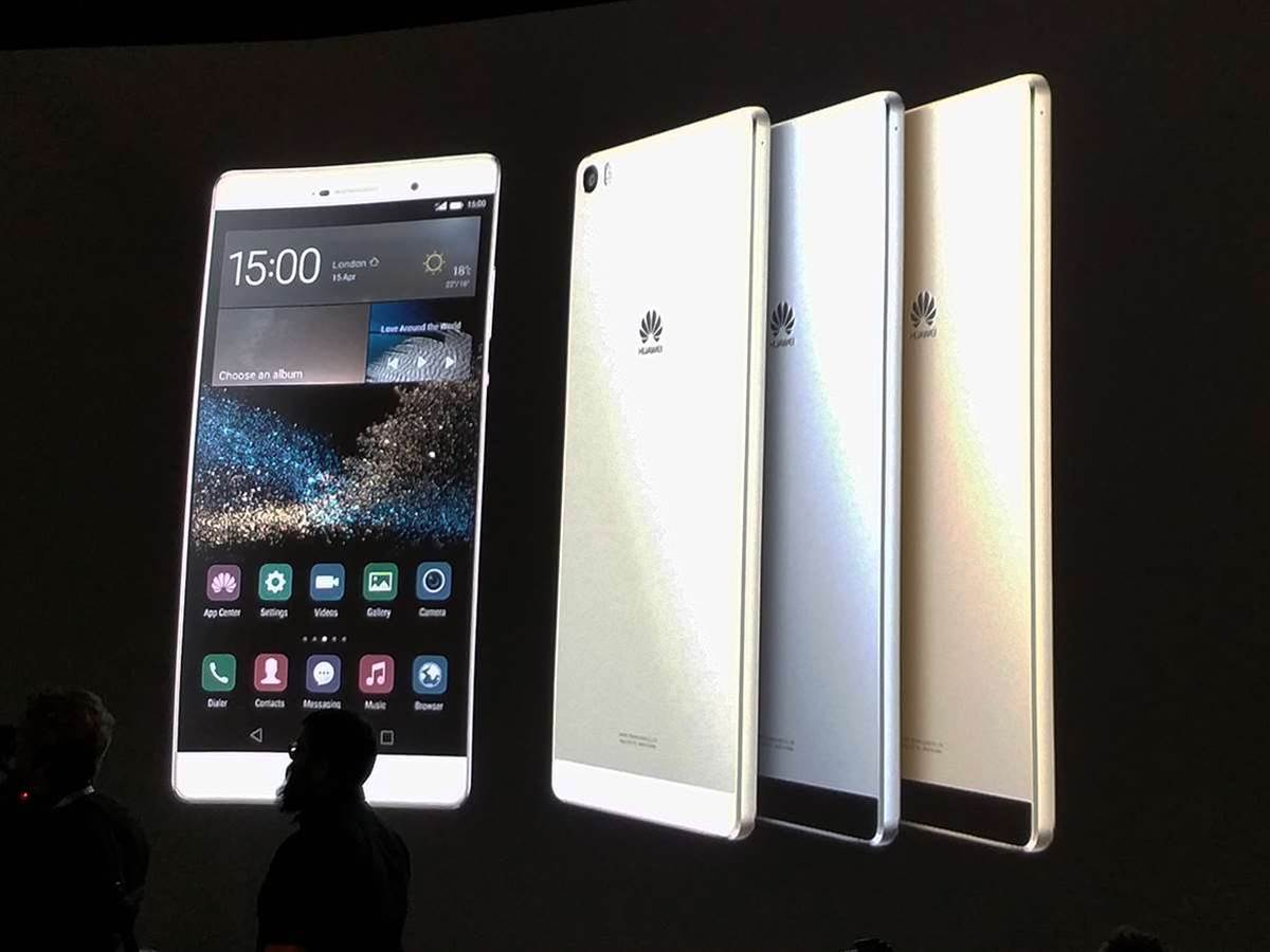 Huawei P8 Max is a pocket-busting 6.8-inch screen phone
